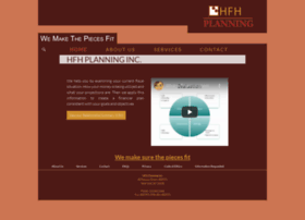 hfhplanning.com