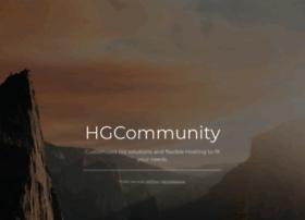hgcommunity.net
