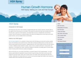hghspray.org