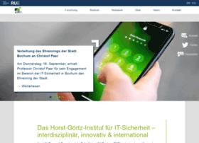 hgi.rub.de