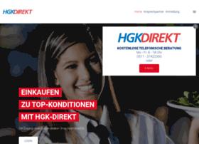 hgkdirekt.de