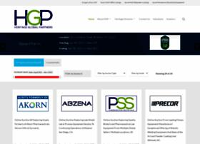 hgpauction.com