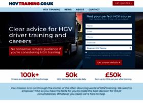 hgvtraining.co.uk