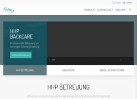 hhp-deutschland.de