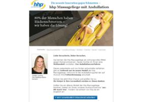 hhp-massageliege.de