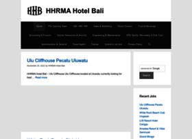 hhrmahotelbali.com
