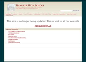 hhs.hanovernorwichschools.org