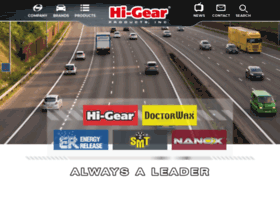 hi-gear-usa.com