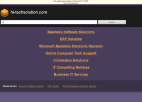hi-techsolution.com