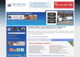 hialeah.waterleakdetectionfl.com