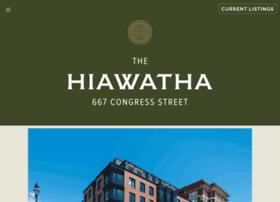 hiawathaportland.com
