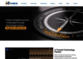 hibizsolutions.com