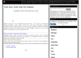 hiburan.glosarium.org