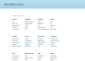 hicards.com