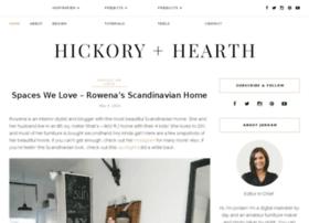 hickoryandhearth.com