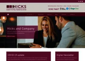 hicks.co.uk