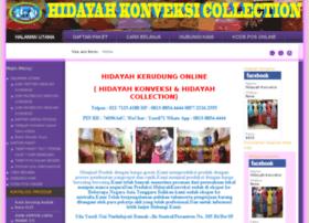 hidayahkonveksi.com