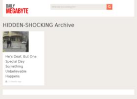 hidden-shocking.dailymegabyte.com