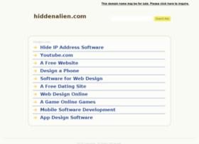 hiddenalien.com