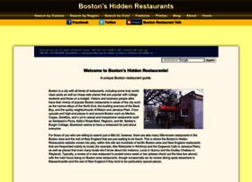 hiddenboston.com