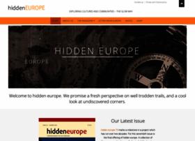 hiddeneurope.co.uk