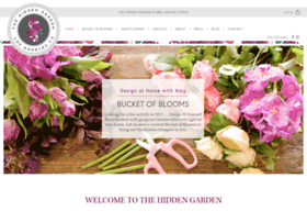 hiddengardenflowers.com