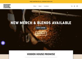 hiddenhousecoffee.com