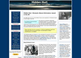 hiddenhurt.co.uk