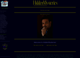 hiddenmysteries.com