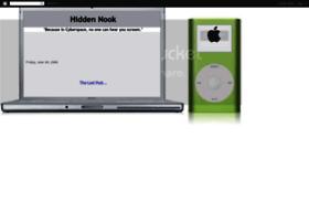 hiddennook.blogspot.com