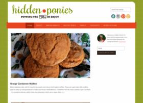 hiddenponies.com