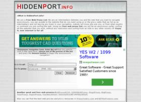 hiddenport.info