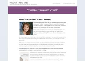 hiddentreasuresbook.com