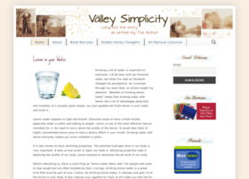 hiddenvalleysimplicity.com