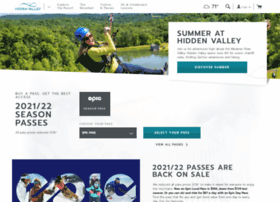 hiddenvalleyski.com