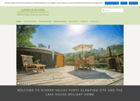 hiddenvalleyyurts.co.uk