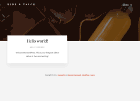 hideandvalor.com