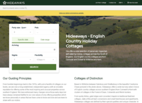 hideaways.co.uk