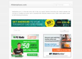 hidemybase.com