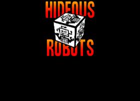 hideousrobots.com