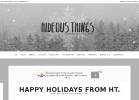 hideousthings.jcink.net