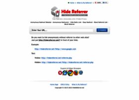 hidereferrer.net