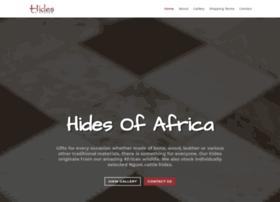 hidesofafrica.com