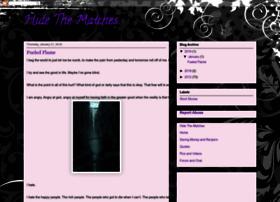 hidethematches.com