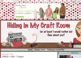 hidinginmycraftroom.com