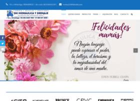 hidraulicaydrenaje.com.mx
