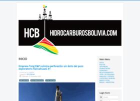 hidrocarburosbolivia.com