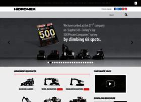 hidromek.com.tr