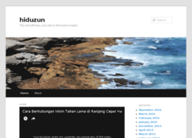 hiduzun.wordpress.com