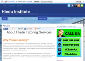 hieduinstitute.com
